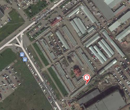магазин автозапчастей в санкт-петербурге