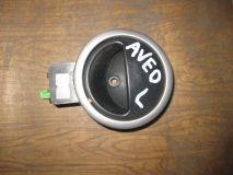 Ручка двери внутренняя левая Chevrolet Aveo (T200)