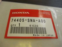 Наклейка антигравийная левая Honda Civic