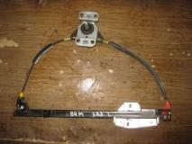 Стеклоподъемник механический задний левый VW Passat B4