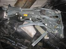 Стеклоподъемник механический задний левый Renault Laguna