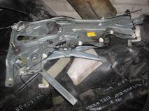 Стеклоподъемник механический задний правый Renault Laguna