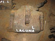 Суппорт передний левый Renault Laguna