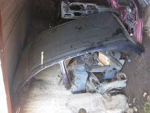 Крыша Renault Scenic 1999-2002