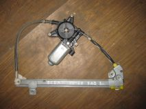 Стеклоподъемник электрический задний левый Renault Scenic 1999-2002