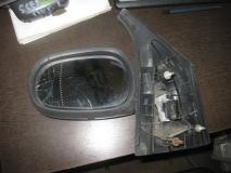 Зеркало левое электрическое Renault Scenic 1999-2002