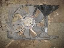 Вентилятор радиатора Renault Scenic 1999-2002