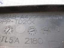Обшивка крышки багажника правая Ford Focus I