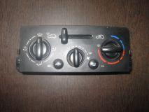 Блок управления печкой Peugeot 207