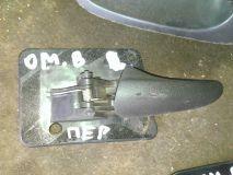 Ручка двери внутренняя передняя левая Opel Omega B