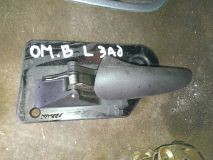 Ручка двери внутренняя задняя левая Opel Omega B