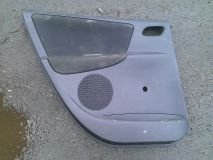 Обшивка двери задней левой Peugeot 207