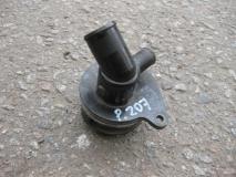Фланец двигателя системы охлаждения Peugeot 207