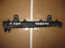 Рейка топливная (рампа) Peugeot 207