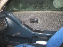 Обшивка двери передней правой Audi 80 B3