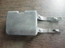 Заглушка буксировочного крюка передняя Renault Logan