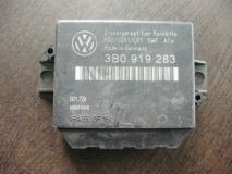 Блок управления парктроником VW Passat B5