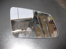 Стекло зеркала электрического правого Mercedes Benz W204