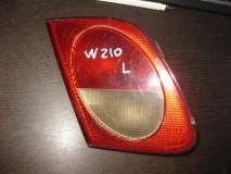 Фонарь задний внутренний левый Mercedes Benz W210