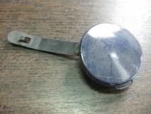 Заглушка буксировочного крюка - Renault Clio Symbol