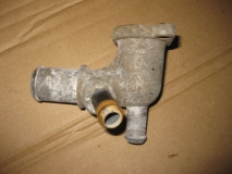 Фланец двигателя системы охлаждения Chevrolet Aveo T200