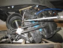 Корпус отопителя Peugeot 207
