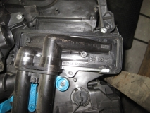 Радиатор отопителя Peugeot 207