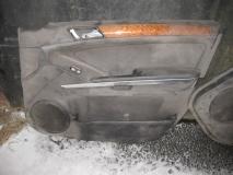 Обшивка двери передней правой Mercedes Benz W164