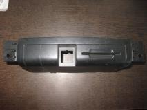 Накладка на торпедо нижняя Peugeot 207