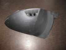 Накладка на торпедо правая - Peugeot 207