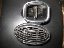 Дефлектор воздушный - Ford Focus I