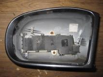 Крышка корпуса зеркала левого Mercedes Benz W203