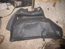 Обшивка багажника левая Peugeot 207