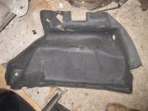 Обшивка багажника правая Peugeot 207