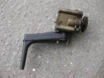 Насос масляный - Ford Focus II