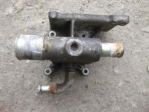 Фланец двигателя системы охлаждения - Ford Focus II