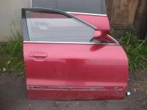 Дверь передняя правая Mitsubishi Galant EA