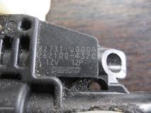 Моторчик стеклоподъемника задний левый Nissan X-Trail T31