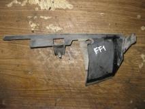 Воздуховод радиатора правый Ford Focus I