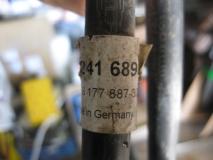 Шланг омывателя BMW 1 F20