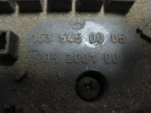 Блок предохранителей Mercedes Benz W163