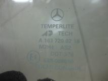 Стекло двери передней правой Mercedes Benz W163