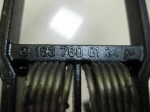 Кронштейн ручки задней Mercedes Benz W163
