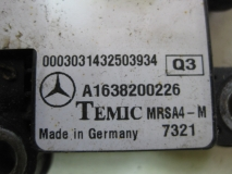 Датчик AIR BAG Mercedes Benz W163