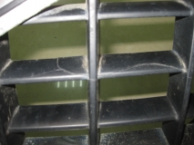 Решетка радиатора Volvo XC90